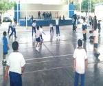 Preparan torneos de volibol