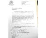 Pide Congreso a Maki informe a detalle los nombramientos