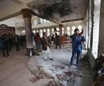 Atentado contra mezquita deja 30 muertos en Afganistán