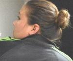 Libre mujer detenida en auto robado