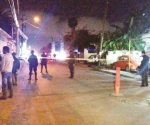 Matan a 4 hombres en Nuevo León