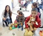 Adelantan a menores su navidad