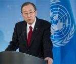Alerta Ban Ki-moon sobre atrocidades masivas en Alepo