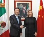 Se reúne EPN con consejero de China