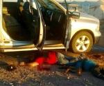 Policías abaten a 5 sicarios en Cajeme