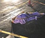 Tiran cadáver embolsado en Naucalpan