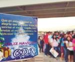 Distribuye CDN regalos a familias en Nuevo Laredo