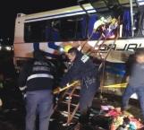 Accidentes dejan 15 muertos y 10 heridos