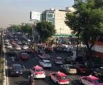 Bloqueos de gasolineras en Tlalpan