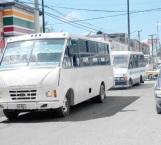Quieren en transporte 2 pesos más