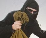 Causa terror ladrón armado