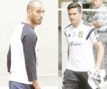 Reportan Juninho y Pizarro