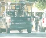Atraviesa convoy de FT la frontera chica