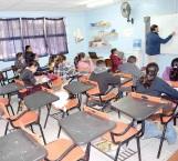 'Ahuyenta' frío a estudiantes