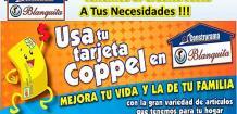 CONSTRURAMA BLANQUITA; OFRECE