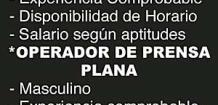 (LOGO)*OPERADOR DE GUILLOTINA,