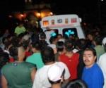 Vecinos enardecidos linchan a presunto ladrón en Ecatepec