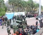 Llegan 500 militares a reforzar la seguridad en la zona Ribereña