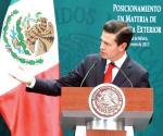 Va México por pacto integral con EU: EPN