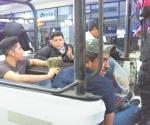 Aprehenden banda de asaltantes en Tampico