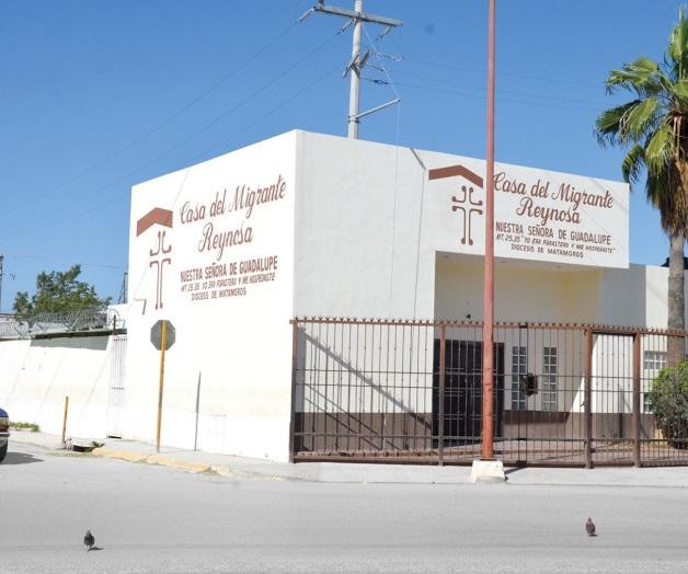 Regresan en febreros las deportaciones la tarde for Mural de la casa del migrante