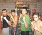 Eliminatorias de box amateur
