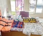 Dotan de equipo de emergencia a ambulancias de PC y Bomberos