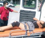 Provoca movilización de cuerpos de auxilio