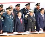 Llama Sedena cerrar filas con Peña Nieto
