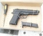 El 80% de asaltos son con armas de juguetes