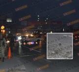 Recuperan granada que estaba tirada en avenida
