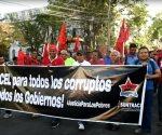 Protesta en Panamá contra sobornados por Odebrecht