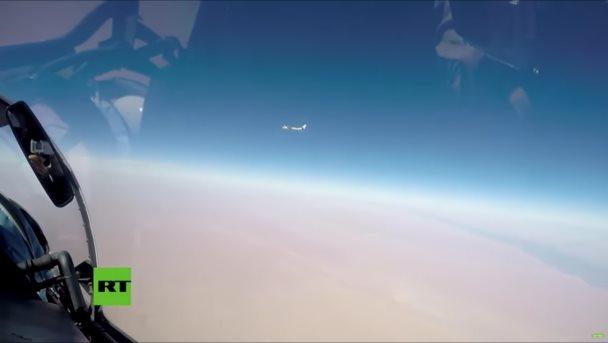Bombarderos Tu-95 rusos realizan ataques contra el Estado Islámico en Siria