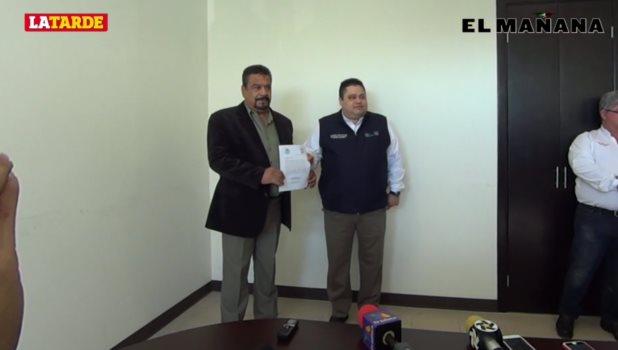 Designan a coordinador regional de Protección Civil
