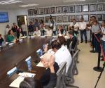 Agarrón en Cabildo obliga a hacer privada la sesión de ayer