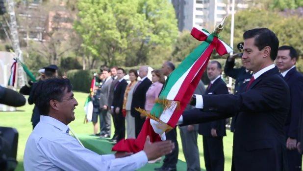 Encuentros con el Presidente - Día de la Bandera