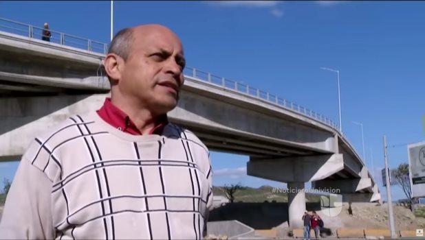 Un testigo relató cómo fueron los minutos previos al suicidio del inmigrante mexicano deportado