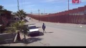 Tránsito de migrantes continúa normal en frontera Sonora-Arizona