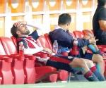 Suspenden dos juegos a Pereira