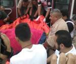 Sale del hospital el hombre más obeso de Tamaulipas tras intento de suicidio
