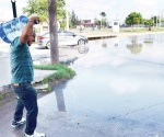 Urgen acabar con aguas residuales