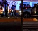Policías de Sinaloa entregan a 8 jóvenes a comando armado