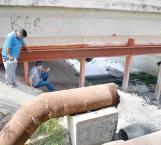 Contaminan  el río Bravo aguas negras