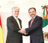 Refrenda España apoyo a México