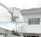Alarma por corto circuito en cables