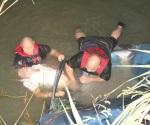 Sin identificar oficialmente a los ahogados