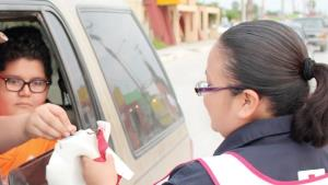 Anticipan colecta en Cruz Roja