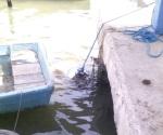 Se arroja taxista de puente Tampico