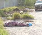 Broncoaspirado muere golpeado tirado en Palo Blanco