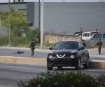 Reynosa bajo fuego: chocan marinos y hombres armados; reportan 2 muertos (VIDEOS)